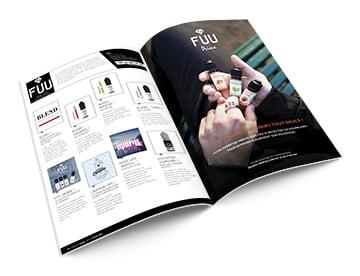 Echo du Liquide - le magazine 100% juice